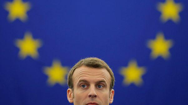 Syrien-Schlag: Europapolitiker greifen Macron an