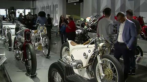 Motorcsodák Los Angelesből