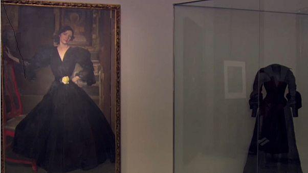 Adieu, Korsett – Mode um 1900, wie gemalt