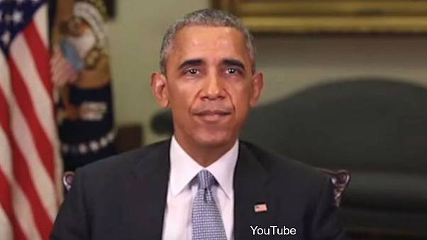Watch: Obama appears in fake news awareness video (or does he?)