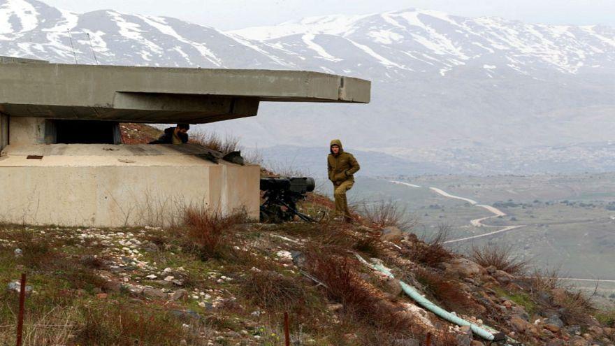 إسرائيل تلمح إلى ضرب قوة إيرانية في سوريا