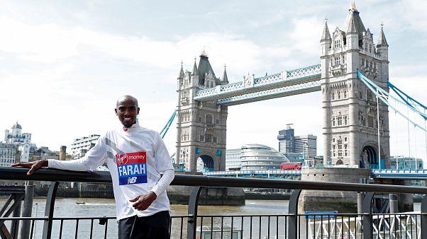 Mo Farah quer vencer maratona de Londres