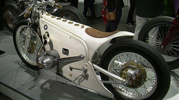 Custom Revolution: выставка мотоциклов под заказ