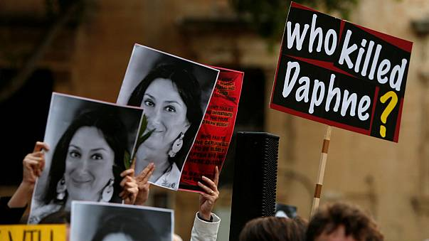 Daphne Caruana Galizia's family 'fear they'll never know' who ordered murder