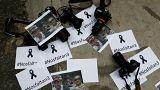 Dos nuevos secuestrados en Ecuador tras el asesinato de los periodistas