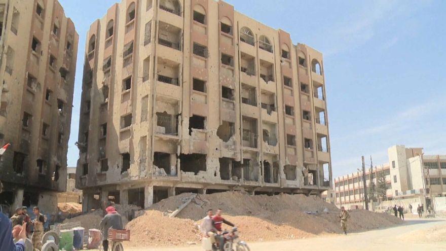 Damasco, Opac a lavoro mentre cresce la tensione