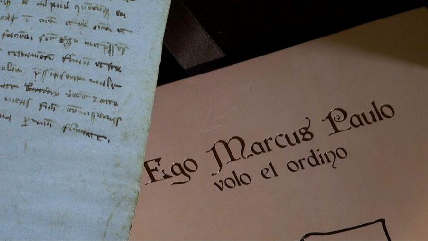 El testamento secreto de Marco Polo