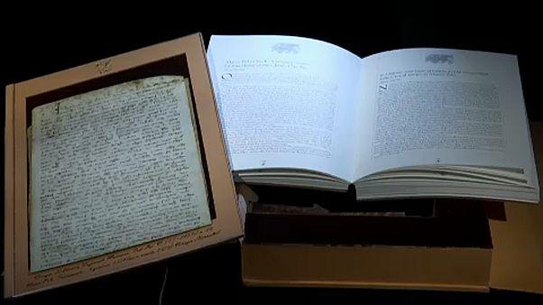 Marco Polo végrendelete báránybőrön és papíron