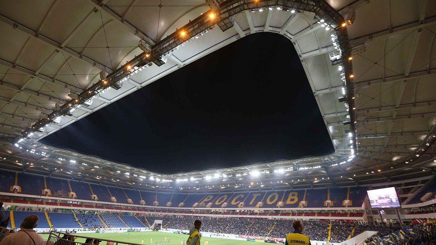 Racisme : le mondial russe de football sous pression