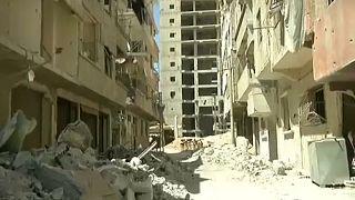 Dúma: már a helyszínen vannak a nemzetközi vegyi-szakértők