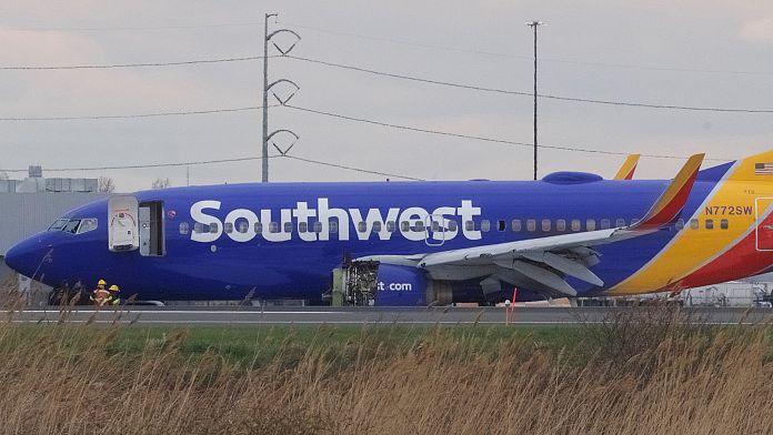 atterrissage urgence avion