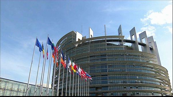 The EU Commission building