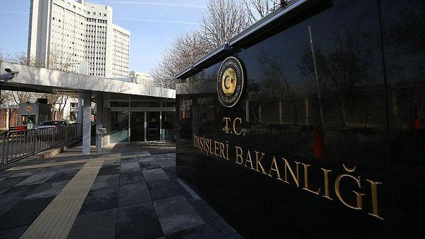 Dışişleri Bakanlığı'ndan AB ilerleme raporuna tepki