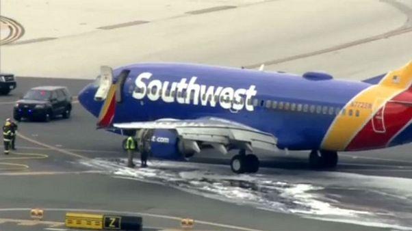 ΗΠΑ: Έκρηξη αεροπλάνου εν πτήσει -Μια επιβάτης νεκρή
