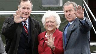 Fallece a los 92 años la ex primera dama de EEUU Barbara Bush