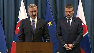 Nach Journalistenmord: Slowakischer Polizeipräsident tritt zurück