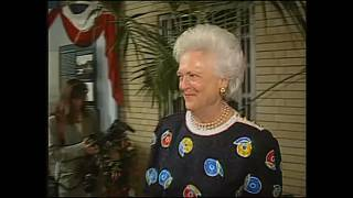 Скончалась Барбара Буш