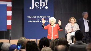 ABD: Barbara Bush hayatını kaybetti