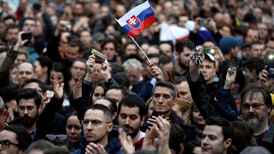 Újabb áldozata van a szlovák belpolitikai válságnak