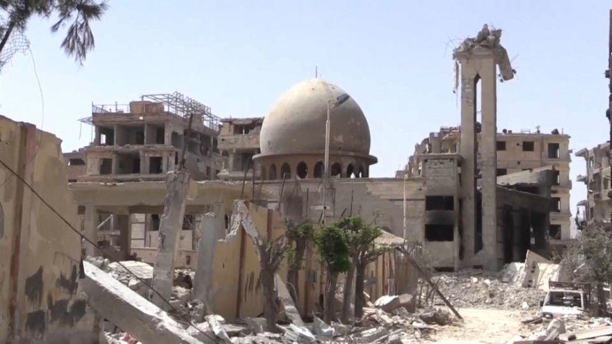 Siria asegura que los investigadores de la ONU han podido entrar ya en Duma