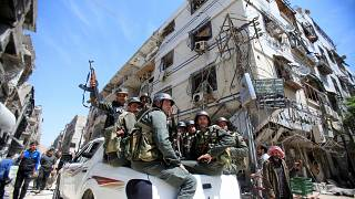 Washington procura força regional para o norte da Síria