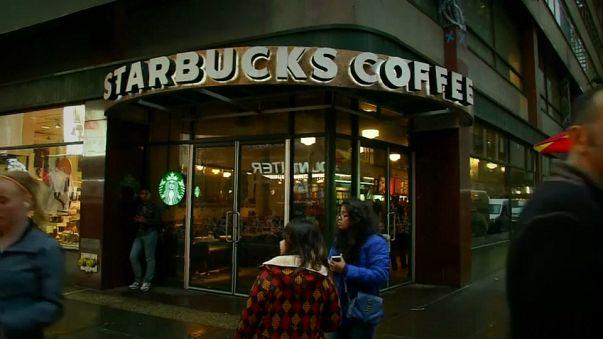 ABD'deki tüm Starbuckslar bir günlüğüne kapanacak
