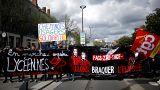Ismét sztrájkolnak a francia vasutasok