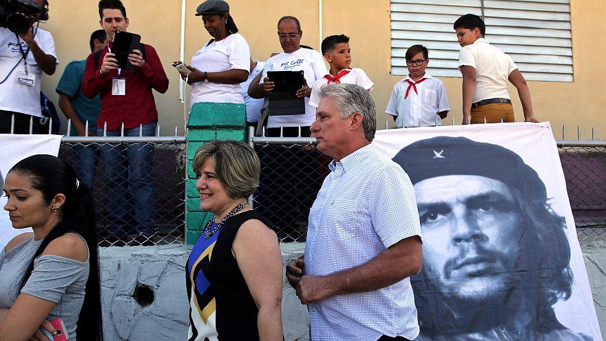 Kuba: Staatsrat wählt neuen Präsidenten