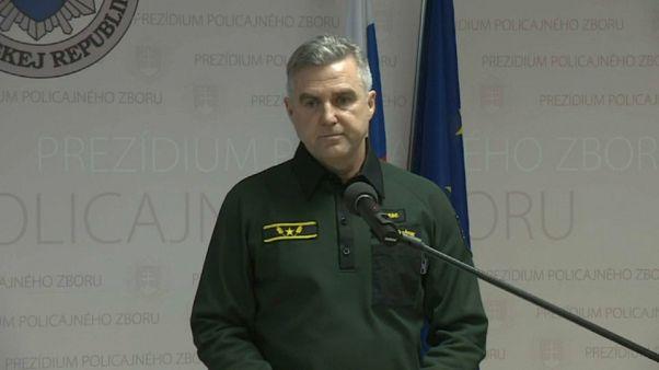 Dimite el jefe de policía de Eslovaquia por el caso Kuciak