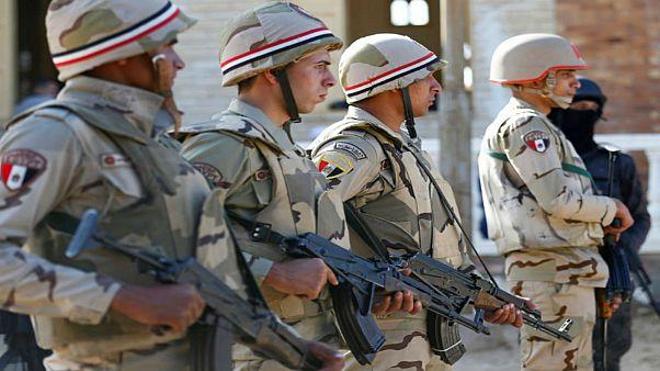 الجيش المصري يعلن مقتل زعيم التنظيم الإرهابي المسيطر على وسط سيناء