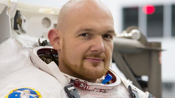 """Germany's first ISS commander promises to be a """"nice boss"""""""