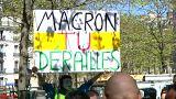 Fransa'da dördüncü grev dalgası