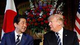 Shinzo Abe da Donald Trump, in cerca di popolarità