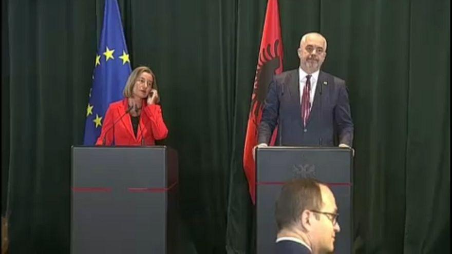 FYROM, Albania moving closer to EU accession talks