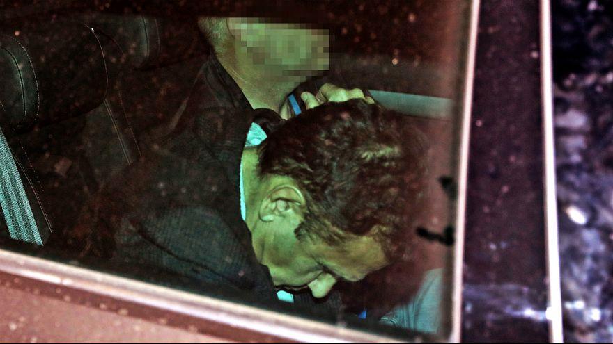 Gyárfás Tamás őrizetben a Fenyő-gyilkosság ügyében