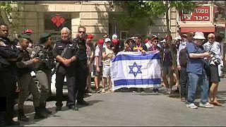 Israelis observe Memorial day