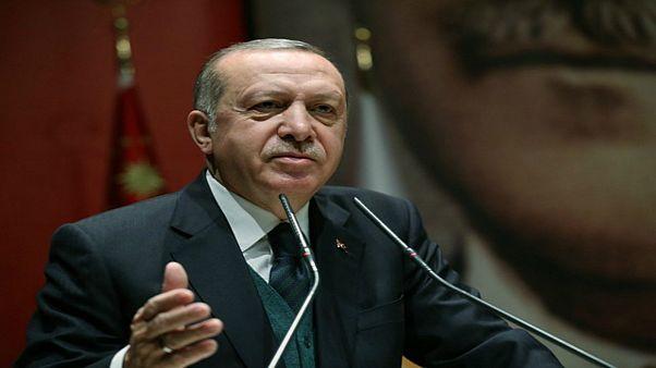 أردوغان يعلن عن إجراء انتخابات رئاسية وبرلمانية مبكرة في تركيا