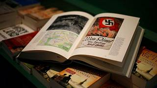 اتوبیوگرافی «نبرد من» نوشته آدولف هیتلر