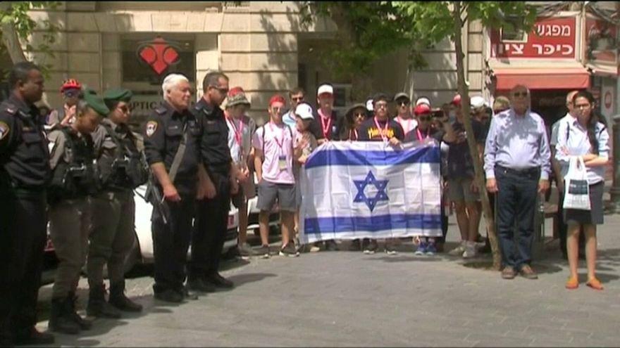 Sirenas y dos minutos de silencio en Israel