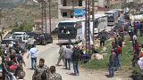 شاهد: مئات اللاجئين السوريين يغادرون لبنان ويعودون إلى وطنهم