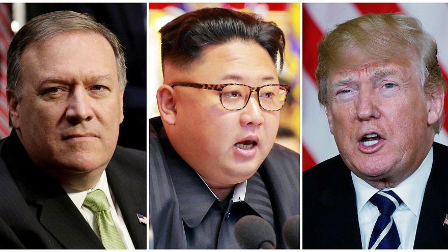 Trump confirma encontro entre diretor da CIA e Kim Jong Un