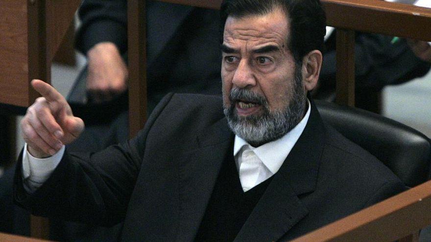 أين اختفت جثة صدام حسين؟