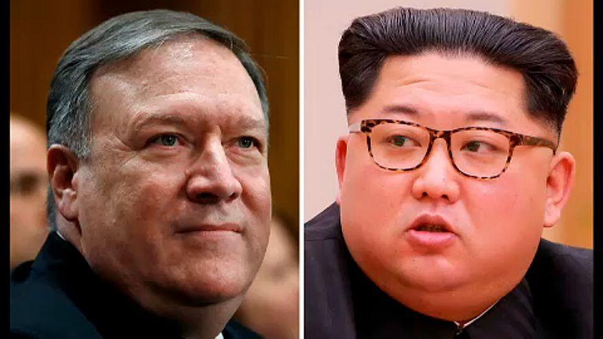 Donald Trump szerint is járt Phenjanban Mike Pompeo