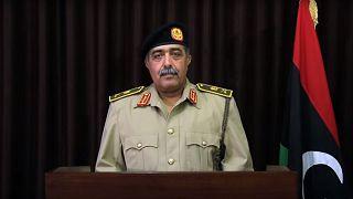نجاة رئيس أركان الجيش الوطني الليبي من محاولة اغتيال