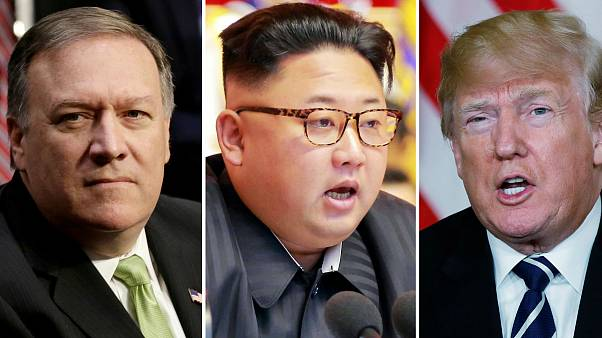US CIA chief, Mike Pompeo's secret meeting with N Korean leader Kim Jong Un hailed a success by Trump