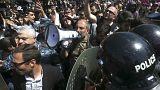 Полиция начала зачистку Еревана от протестующий