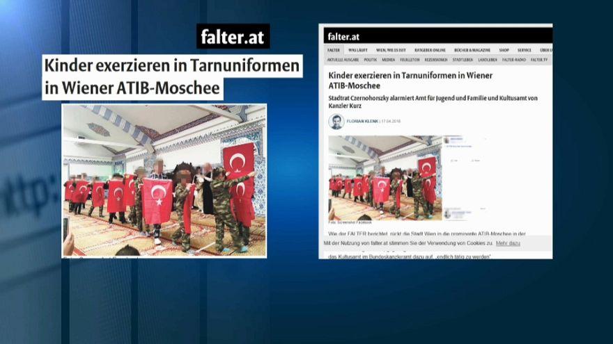 Avusturya'da çocuklu savaş piyeslerine sert tepki: o camiiler kapanabilir
