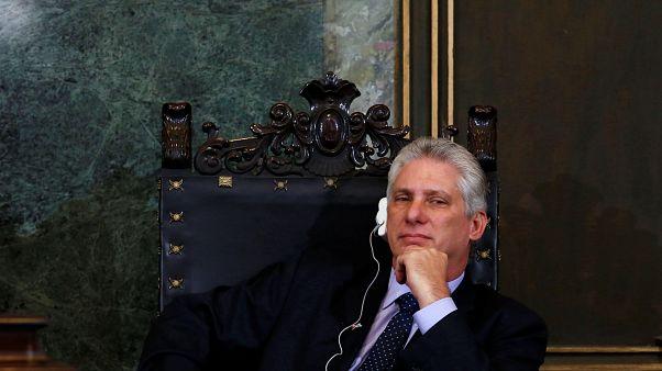 Miguel Diaz-Canel unique candidat pour succéder à Raul Castro