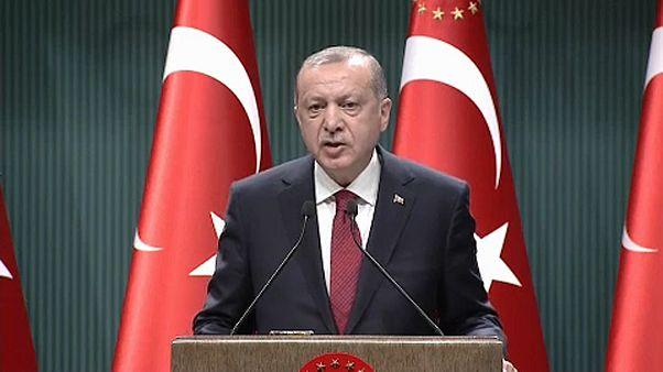 Előrehozott választások lesznek Törökországban