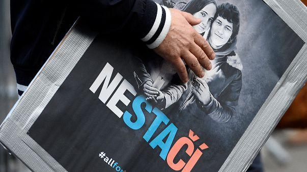 Team investigativo internazionale per risolvere l'omicidio del giornalista slovacco